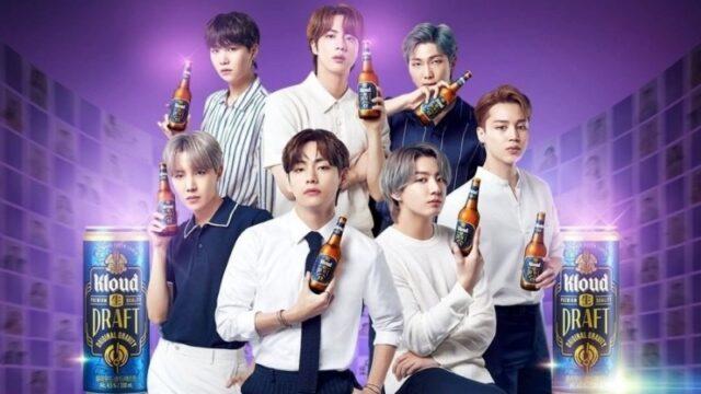 BTSコラボ 韓国ビール「クラウド生ドラフトCM」ビハインド映像まとめ