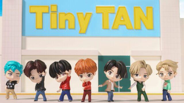 BTSキャラクター「TinyTAN festa 2021」が開催!詳細について