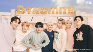 BTS 「FILA Dynamite コレクション」発売決定!購入方法