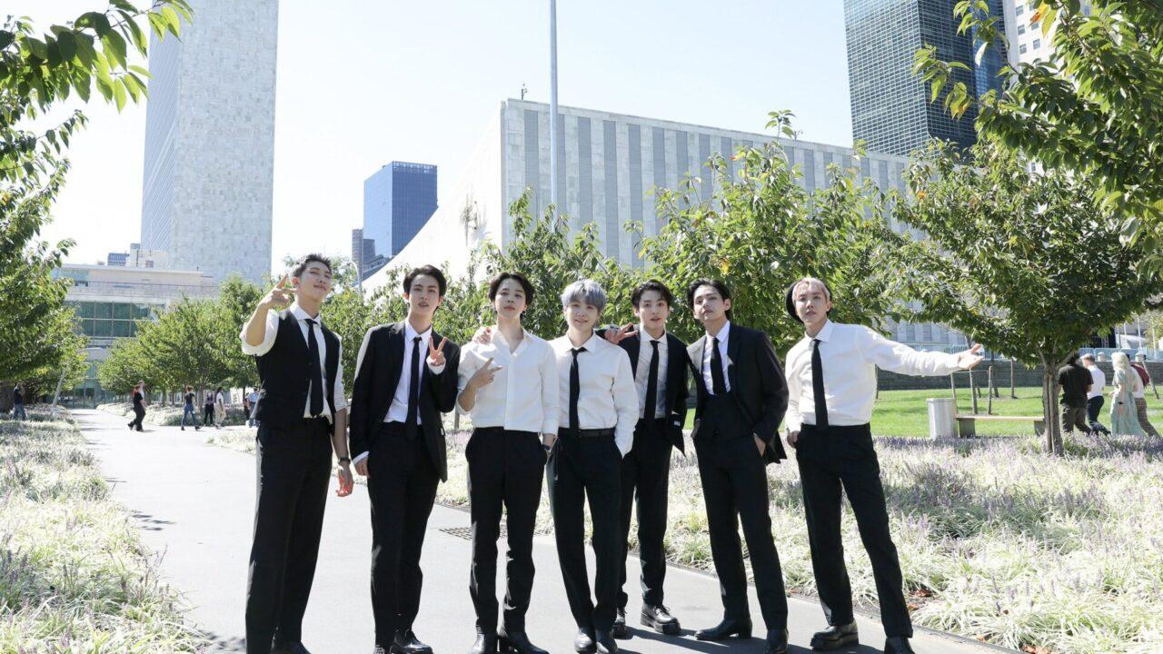 BTS 外交特使「国連総会日程」を終えて24日に帰国