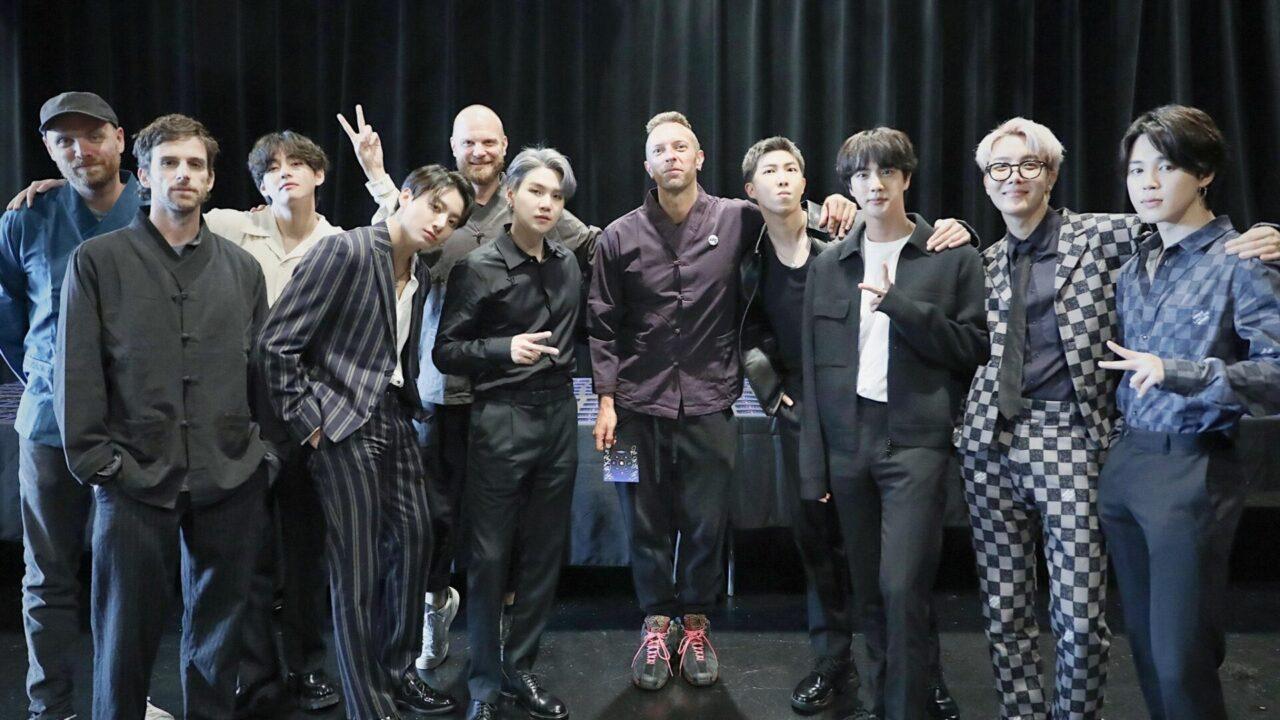 BTS × Coldplay「My Universe 」の歌詞和訳・日本語訳