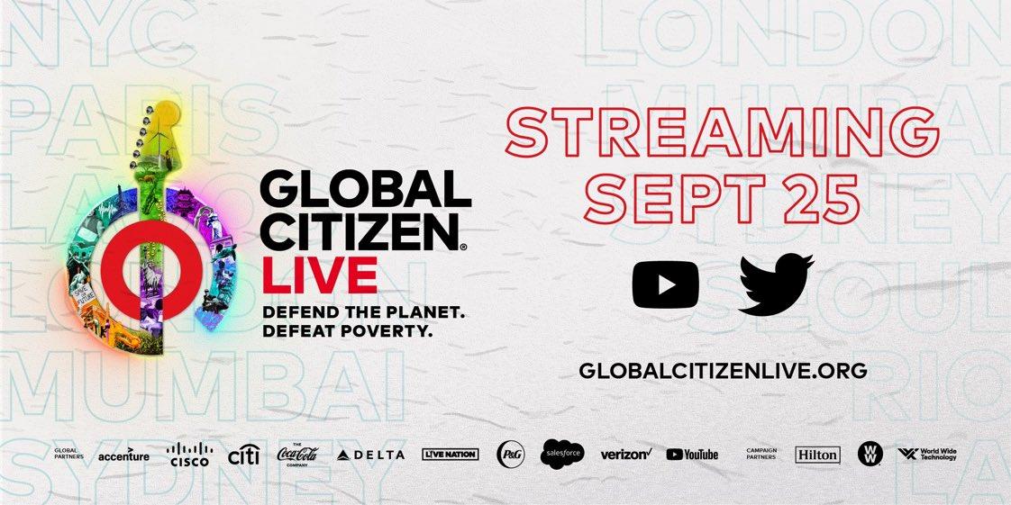 BTS 世界的生中継イベント「Global Citizen LIVE」に出演!- 詳細・視聴方法