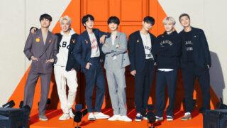 BTS「PERMISSION TO DANCE ON STAGE - LA」オフライン公演開催!- 詳細