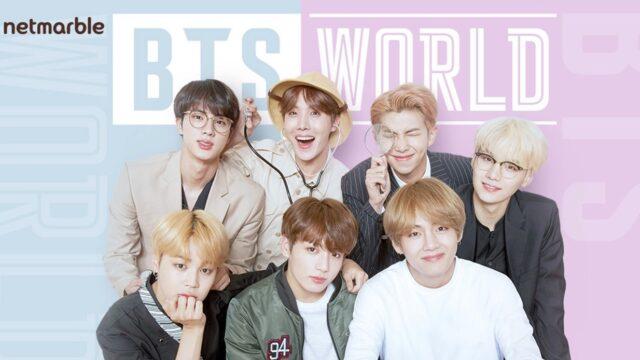 「BTS WORLD」期間限定イベント「K-POP GOODS STORE」が開催決定! – 詳細