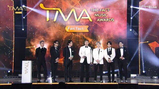 BTS「2021 TMA」受賞結果とパフォーマンス映像まとめ