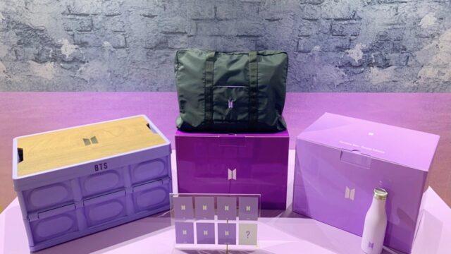 BTS 公式グッズ「Fortune Box : Purple Edition」の予約販売が決定