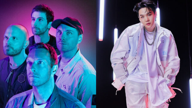 BTS × Coldplay コラボシングル「My Universe」のSUGA'S Remixがリリース決定